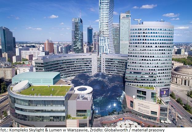 Kompleks Skylight & Lumen w Warszawie