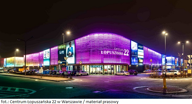 Lokale handlowe na wynajem: Warszawskie centrum podpisało kolejną umowę najmu powierzchni