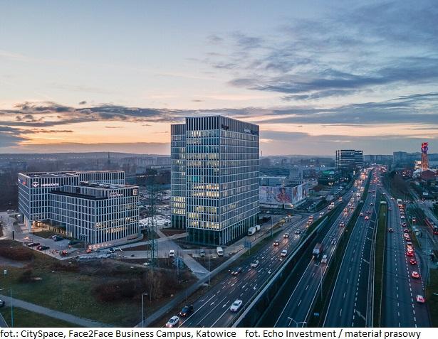 Nowe biuro w Katowicach pod szyldem CitySpace – operator biur elastycznych uruchomił 11. centrum w Polsce