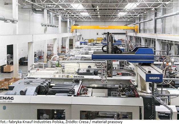 Przedsiębiorcy wynajmują większe magazyny: Knauf Industries Polska zwiększa powierzchnię w Panattoni Park Wrocław II