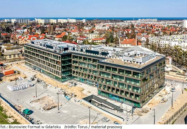 Biurowiec Format w Gdańsku z najemcą na blisko 6 tys. mkw. powierzchni biurowej