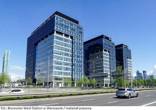 Nowoczesne biurowce wciąż na fali – dobra lokalizacja i wysoki standard przyciągają najemców