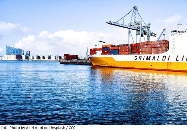 Rozwój usług logistycznych w sąsiedztwie portów morskich