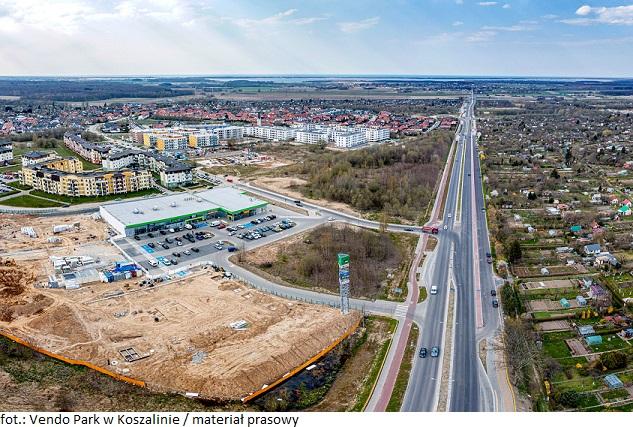 Inwestycje komercyjne: trzy nowe obiekty handlowe od Trei Real Estate Poland
