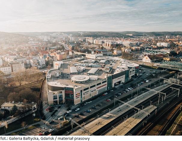 Gdańskie lokale handlowe w galeriach znów przyciągają najemców
