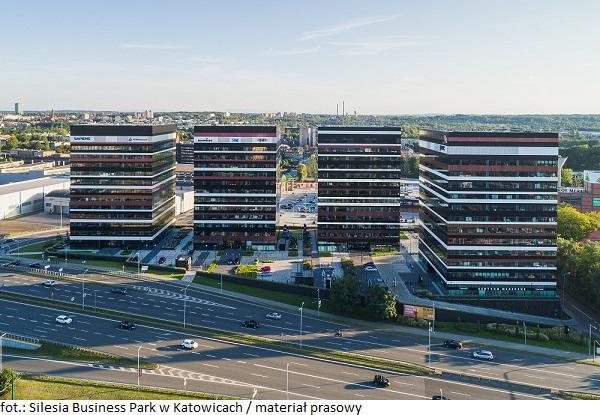 Najemca kompleksu Silesia Business Park w Katowicach przedłużył umowę najmu powierzchni biurowej