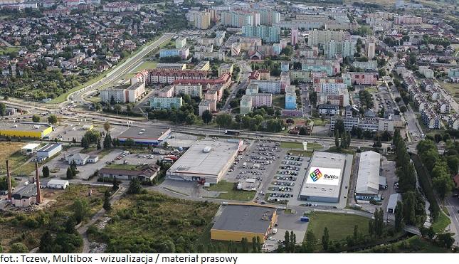 MultiBox w Tczewie podpisał umowę z dużym sieciowym najemcą