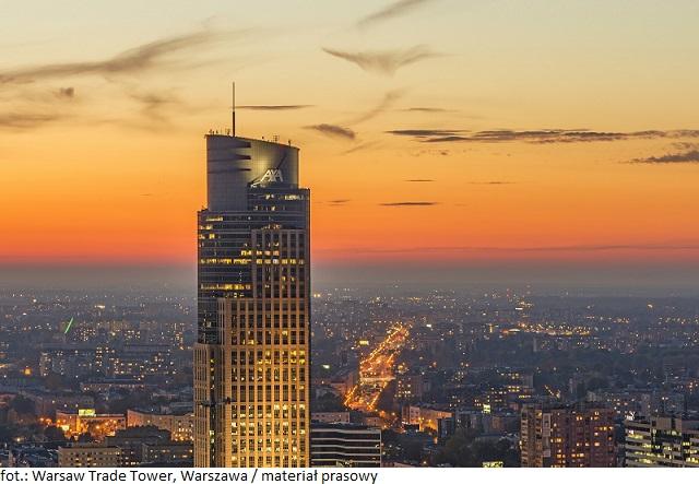 Biurowiec Warsaw Trade Tower zatrzymuje swojego najemcę. Grupa Azoty przedłuża umowę