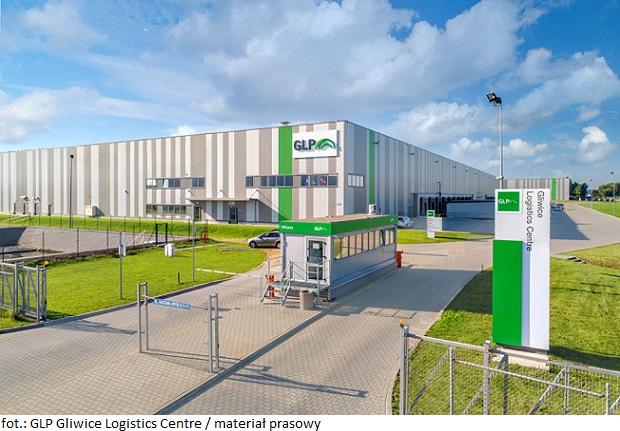 Nowy najemca GLP Gliwice Logistics Centre wynajął powierzchnię produkcyjno-magazynową i biurowo-socjalną o pow. ok. 9.600 metrów kw.