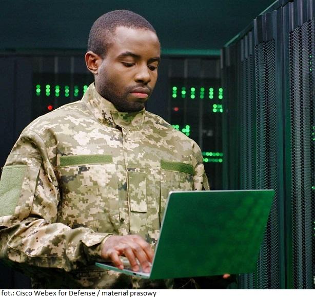 Cisco Webex for Defense