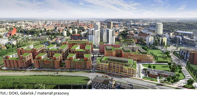 Inwestycje typu mixed-use stanowią przyszłość polskich miast