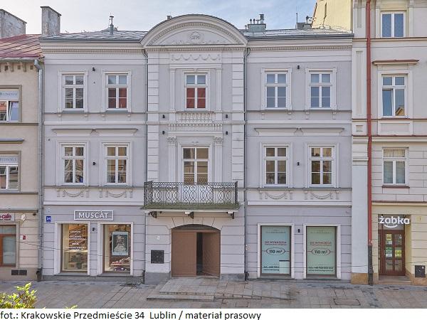Real Management S.A. sprzedaje zabytkową kamienicę w Lublinie