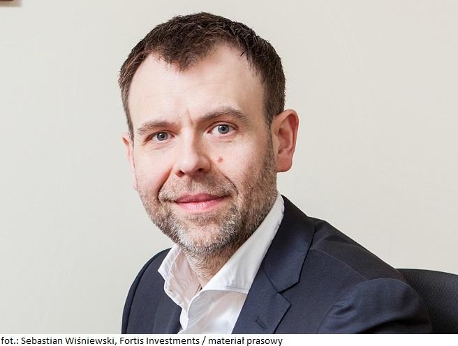 Pan Sebastian Wiśniewski_Fortis Investments