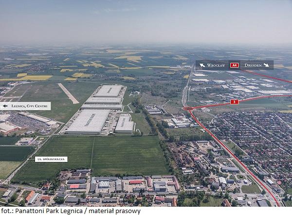 Panattoni Park Legnica rozbudowuje się pod koncept Zero Waste