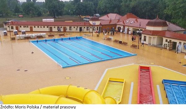 Kompleks basenowy w Legnicy oddany do użytku
