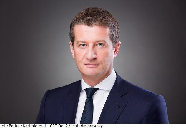 Bartosz Kazimierczuk - CEO Deli2