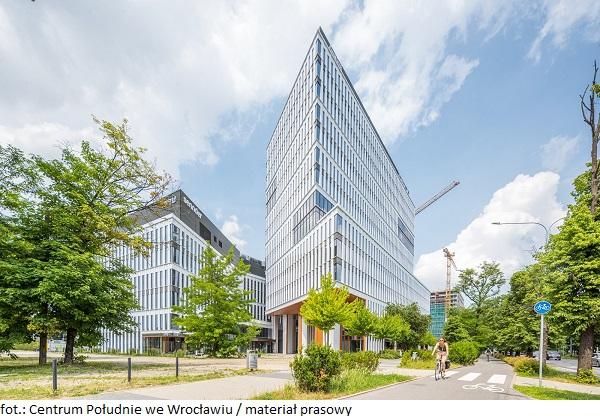 Rynek biurowy wraca do formy: wrocławski kompleks biurowy z nowym najemcą