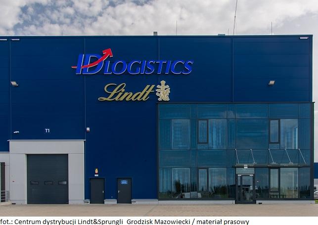 Centrum dystrybucji Lindt&Sprungli_GrodziskMazowiecki