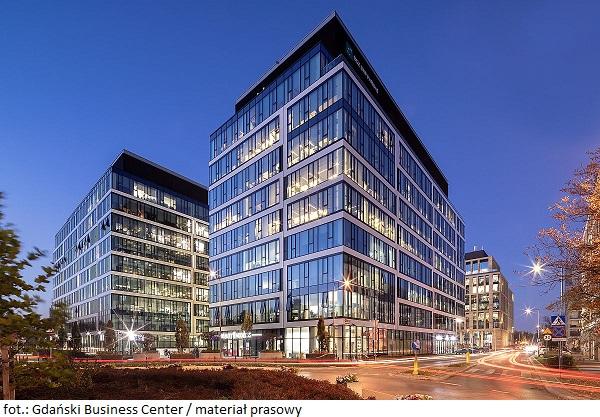 KMD Poland przedłużył umowę najmu w warszawskim biurowcu Gdański Business Center