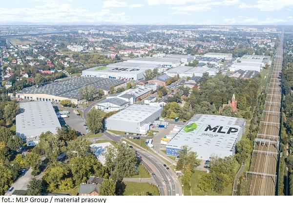 Centrum logistyczne MLP Pruszków I zatrzymuje na dłużej najemcę