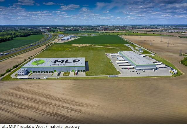 MLP Group wybuduje 23 tys. mkw. w ramach build-to-suite w MLP Poznań West