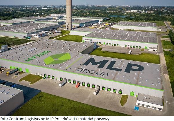 MLP Group ekologicznym inwestorem – centrum logistyczne MLP Pruszków II z certyfikatem BREEAM