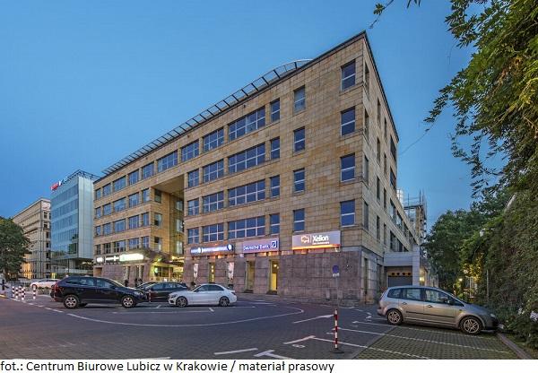 Centrum Biurowe Lubicz w Krakowie zatrzymuje przy sobie najemcę