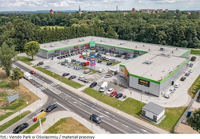 Na terenie Polski powstają nowoczesne parki handlowe