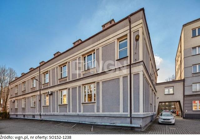 WGN sprzedaje biurowiec położony w ścisłym centrum Bielska Białej