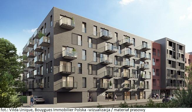 Nowa inwestycja mieszkaniowa francuskiego dewelopera w centrum Poznania