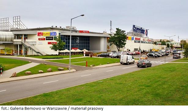 Warszawska Galeria Bemowo poszerzyła grono najemców o nową markę
