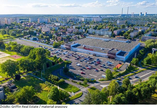 Griffin Real Estate_Transakcja sprzedaży portfolio retail parków