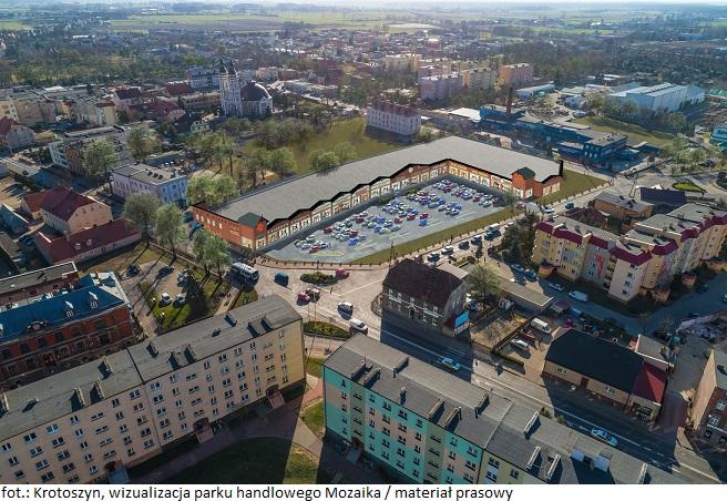 Do grona najemców Parku Handlowego Mozaika w Krotoszynie dołączyły dwie znane marki