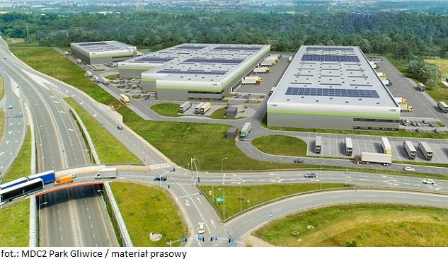 Deweloper powierzchni magazynowych i przemysłowych MDC2 kupił działkę inwestycyjną na Górnym Śląsku