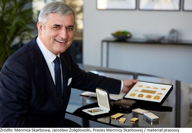 Złoto inwestycyjne z najlepszą sprzedażą od 2013 roku
