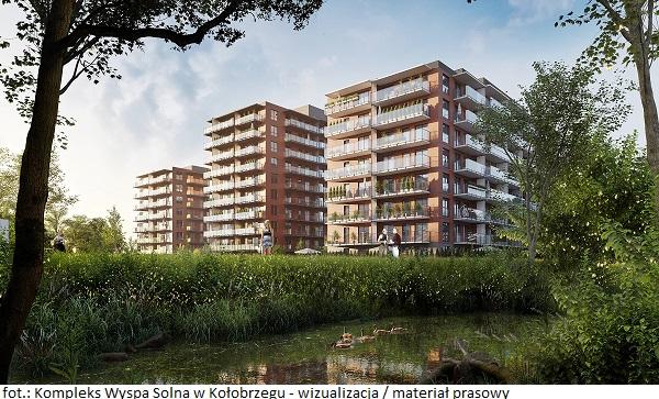 II etap ekskluzywnego kompleksu Wyspa Solna w Kołobrzegu oddany do użytku