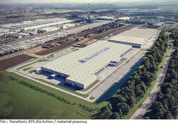 Panattoni kończy budowę obiektu BTS o powierzchni 60 800 m kw. w Bieruniu