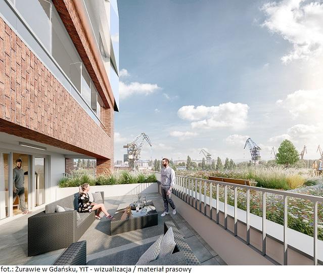 Rozpoczyna się budowa wielofunkcyjnej inwestycji Żurawie w Gdańsku