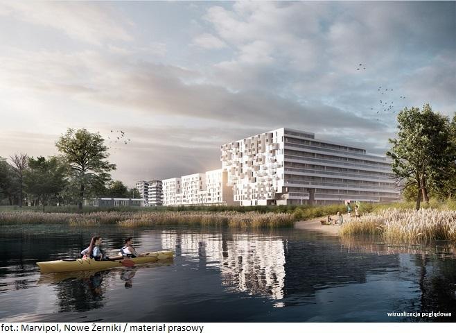 Marvipol Development wygrał przetarg na zakup działki we Wrocławiu